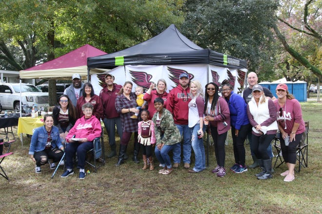 ULM's regular season finale against Louisiana-Lafayette on Saturday was the final tailgate in the Grove, which will become a parking lot for the Edward Via College of Osteopathic Medicine's proposed medical school.