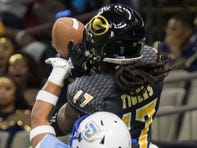 Grambling State football player shot, brother killed in New Orleans