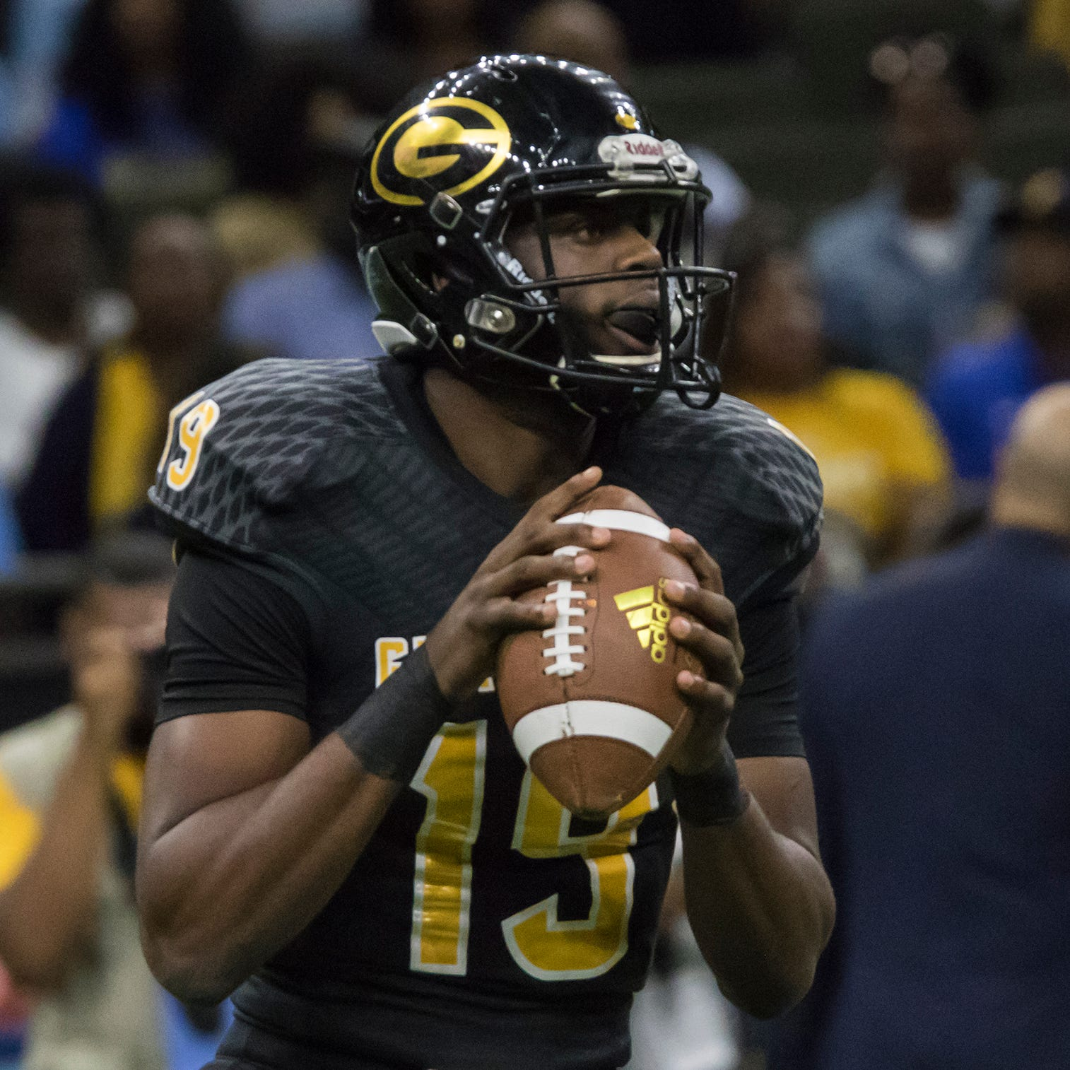 Grambling Spring Cleaning 2019: Quarterbacks