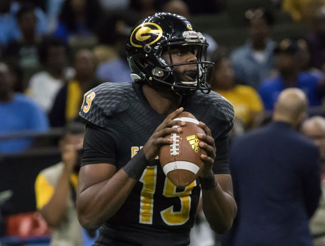 Grambling's Geremy Hickbottom (19) led a lopsided victory against Texas Southern on Saturday.