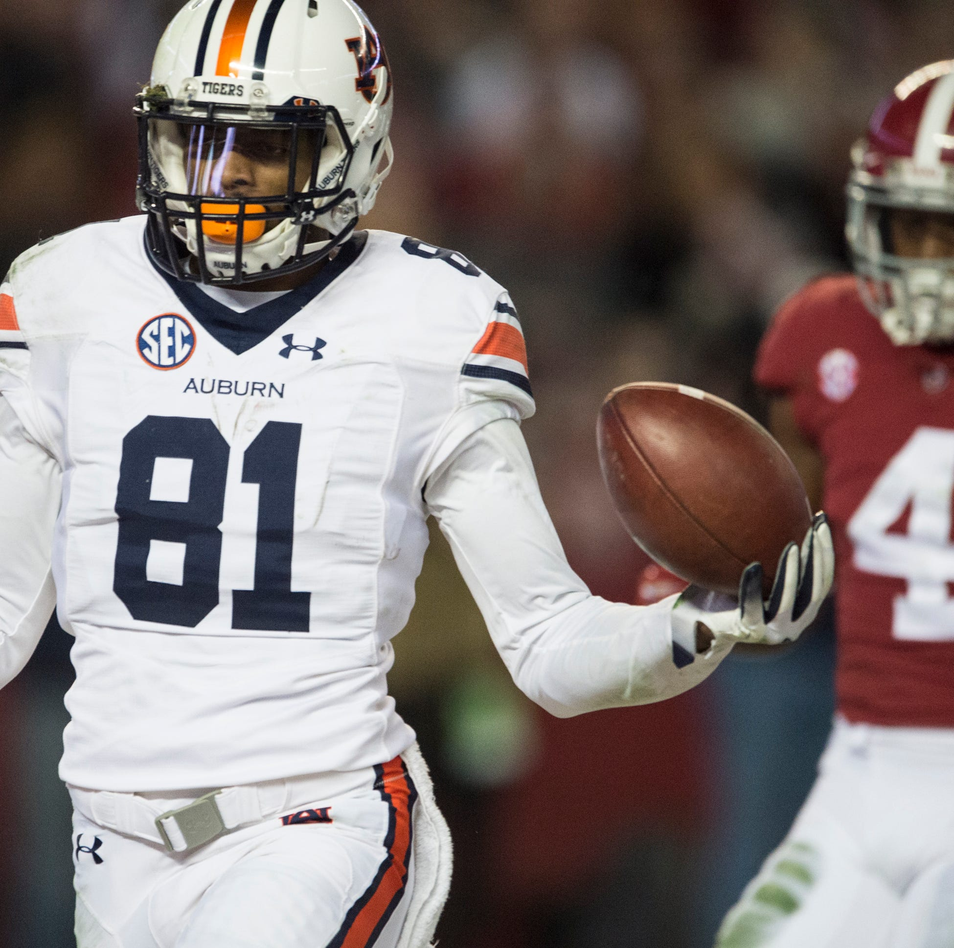 Darius Slayton: 3 facts about the 2019 NFL Draft prospect, Auburn football wide receiver