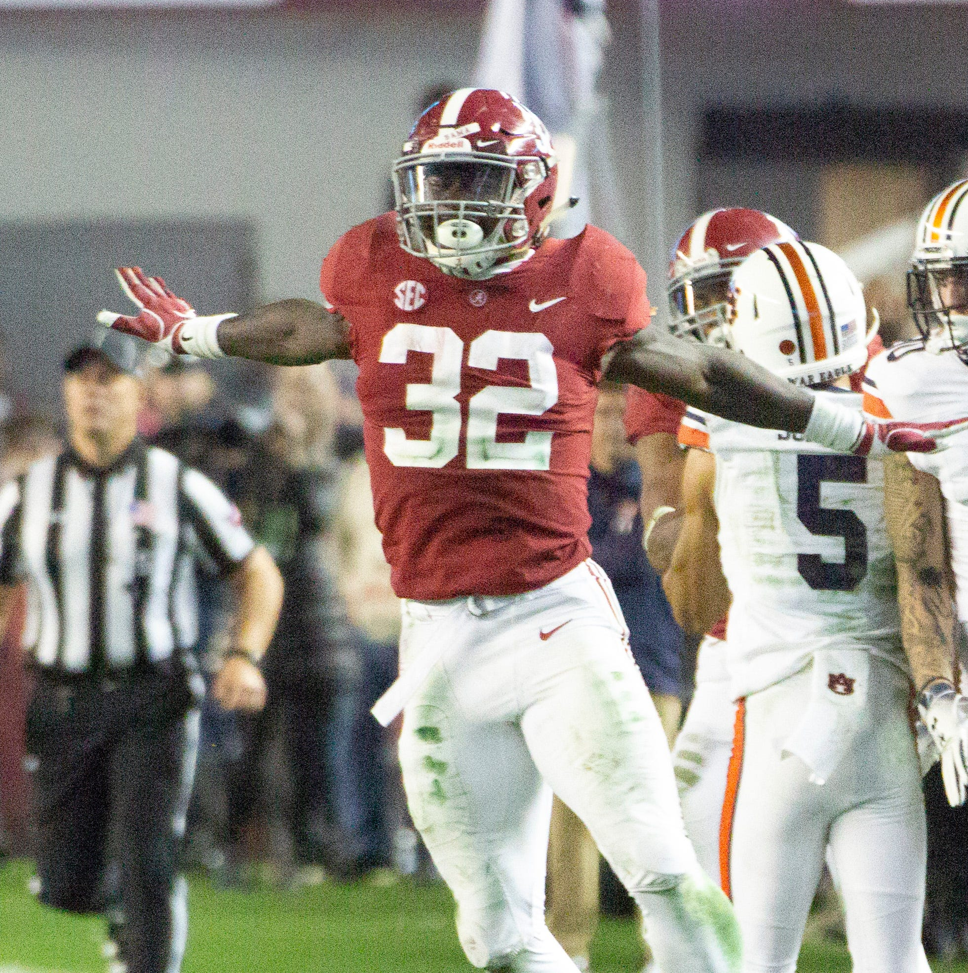 Dylan Moses excited, ready to take over as Alabama's next Mike LB