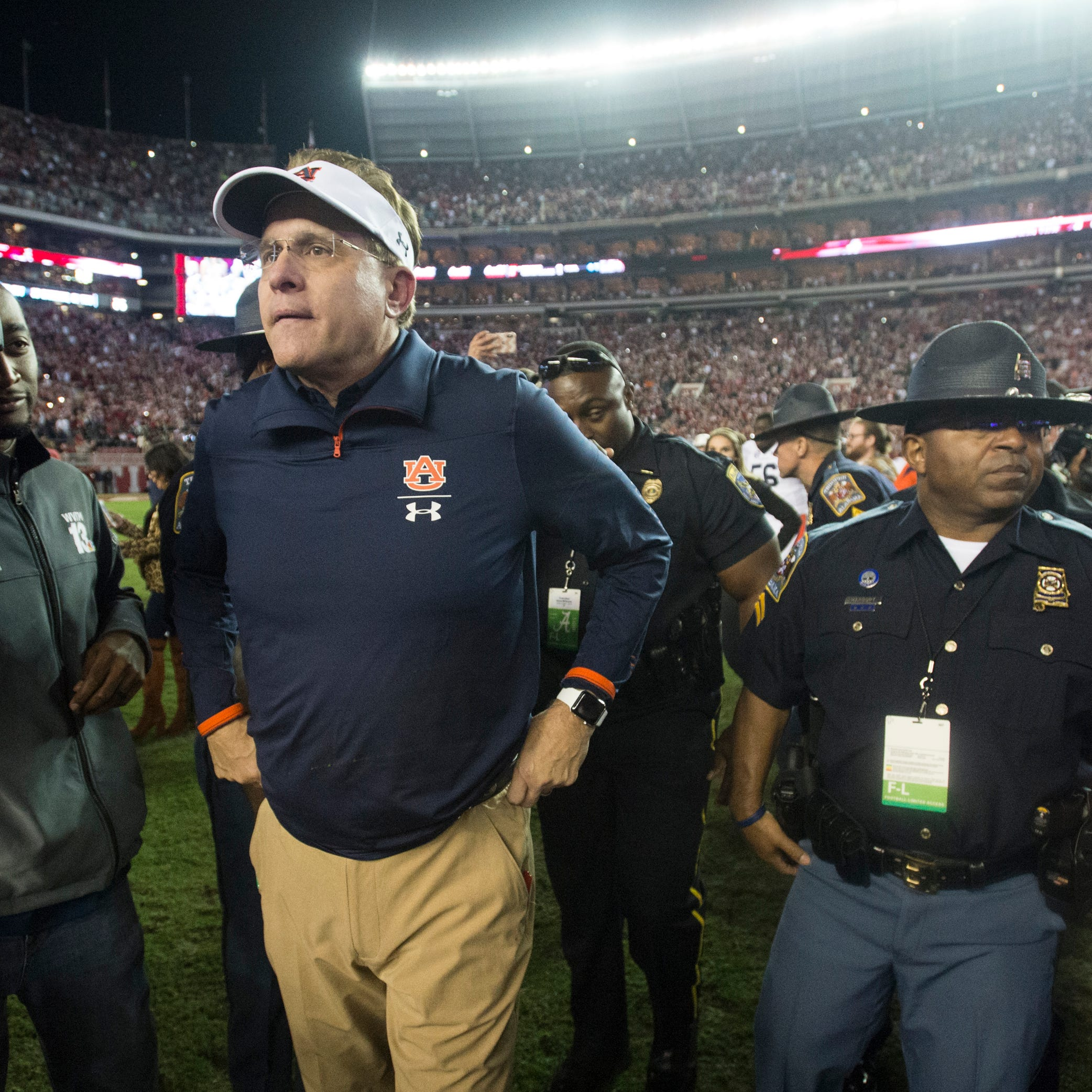 Music City Bowl, Auburn vs. Purdue: TV, streaming, odds, game time