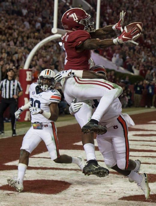 Live Alabama Hosts Auburn In 83rd Iron Bowl