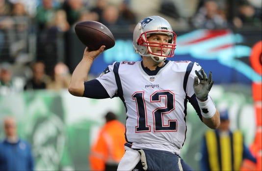 Jets V Patriots