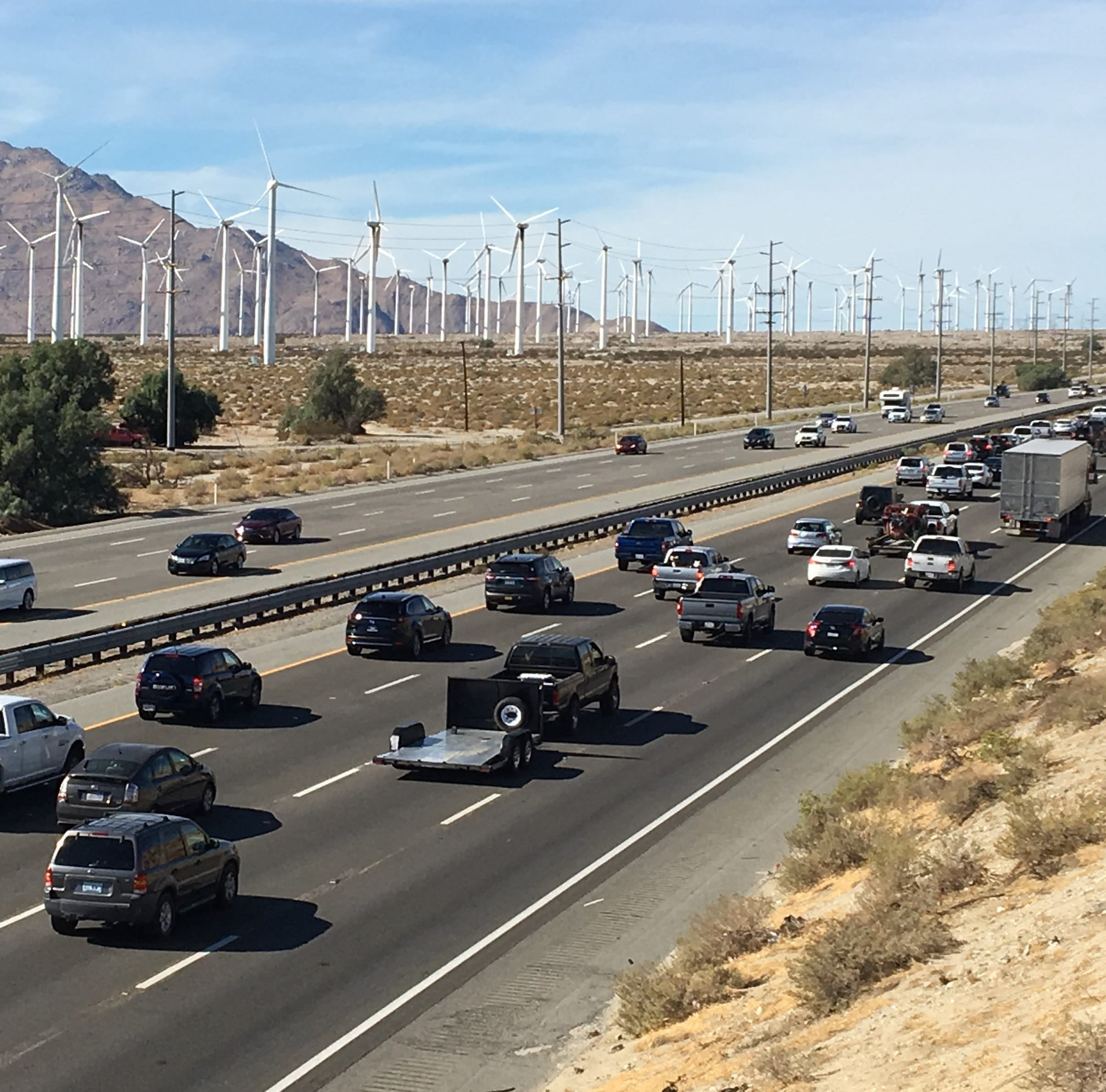 Coachella and Stagecoach are here and these are the freeways that will be most affected