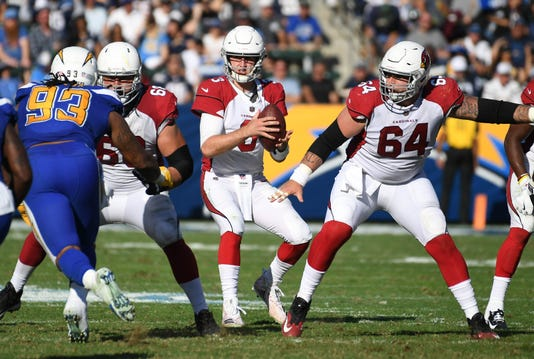 Nfl Arizona Cardinals At Los Angeles Chargers