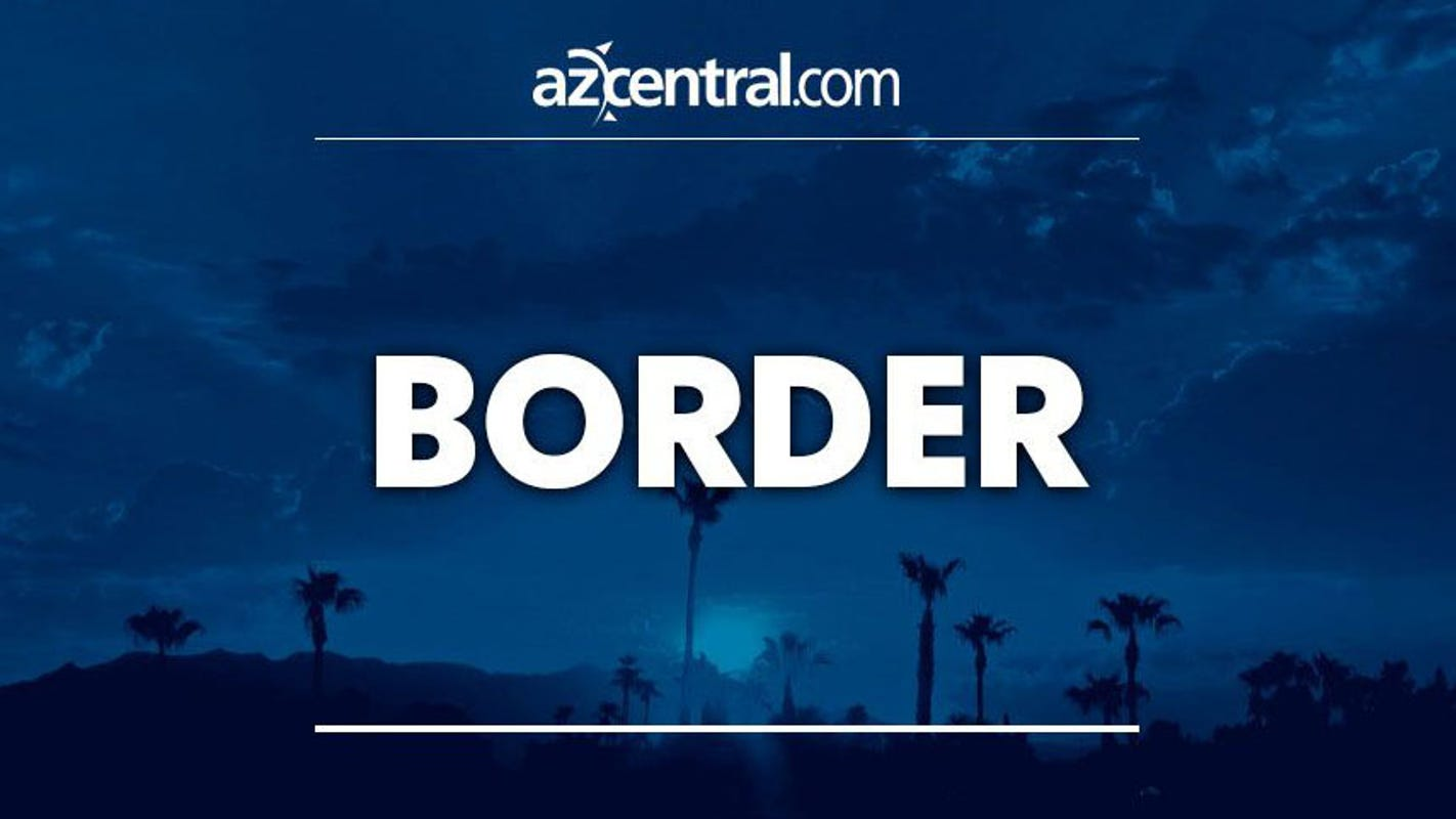 Border Patrol arrests Avondale man near Yuma on drug smuggling charges