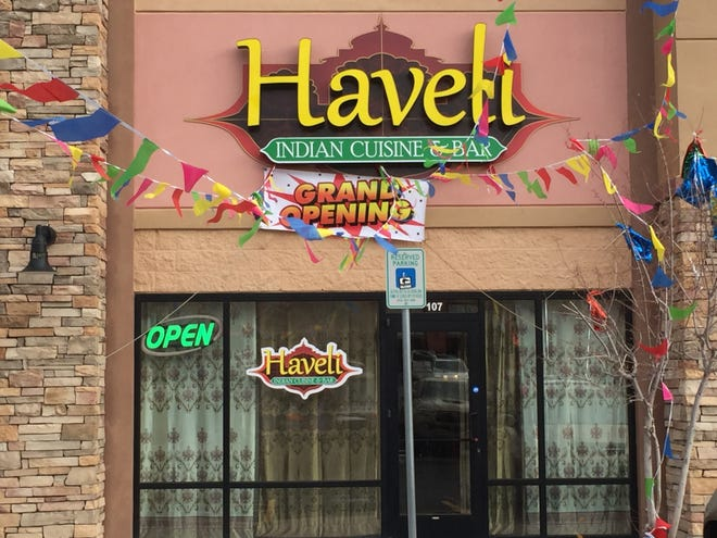 Haveli Indian Cuisine & Bar is on Los Altos Parkway in the Sparks Crossing center in Sparks.