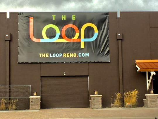 Zeppelin restaurant and bar will be the first business to open at the Loop complex in South Reno.