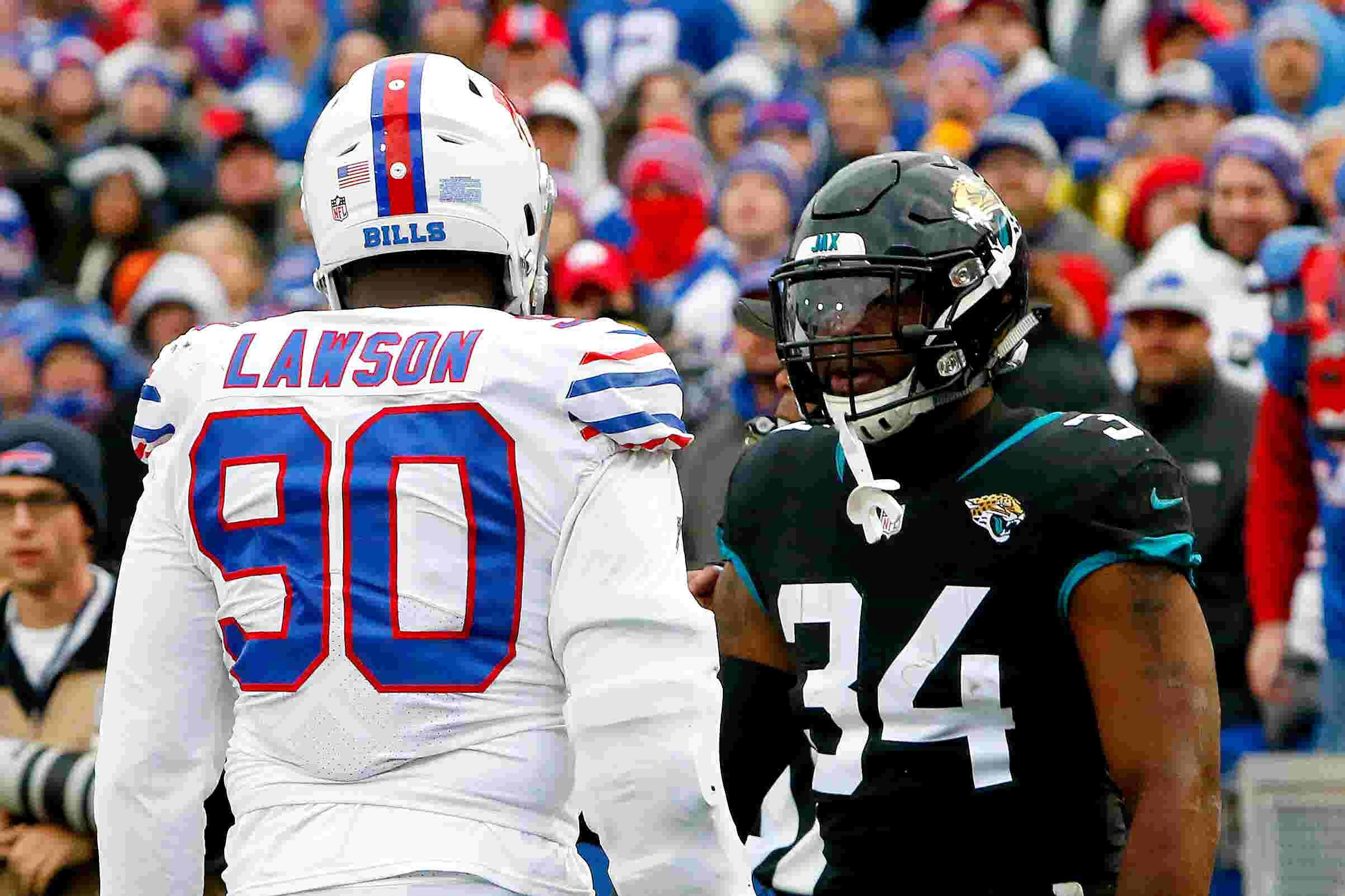 lowest price a91aa 43587 Buffalo Bills break down:' Shaq Lawson is not a $10 million player'