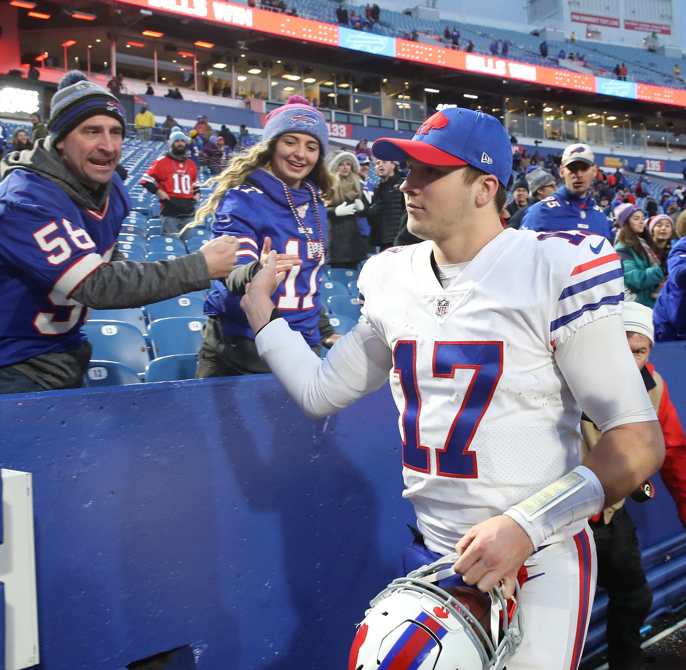 Roth: As sure as the snow blows off Lake Erie, a Bills downtown stadium is a lock