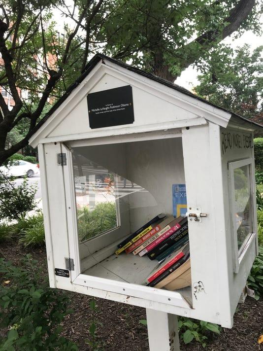 Library Vandals