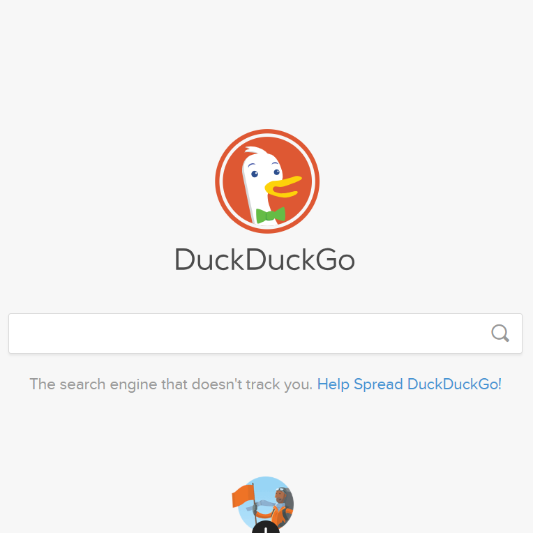 DuckDuckGo a good search engine for privacy-minded surfers
