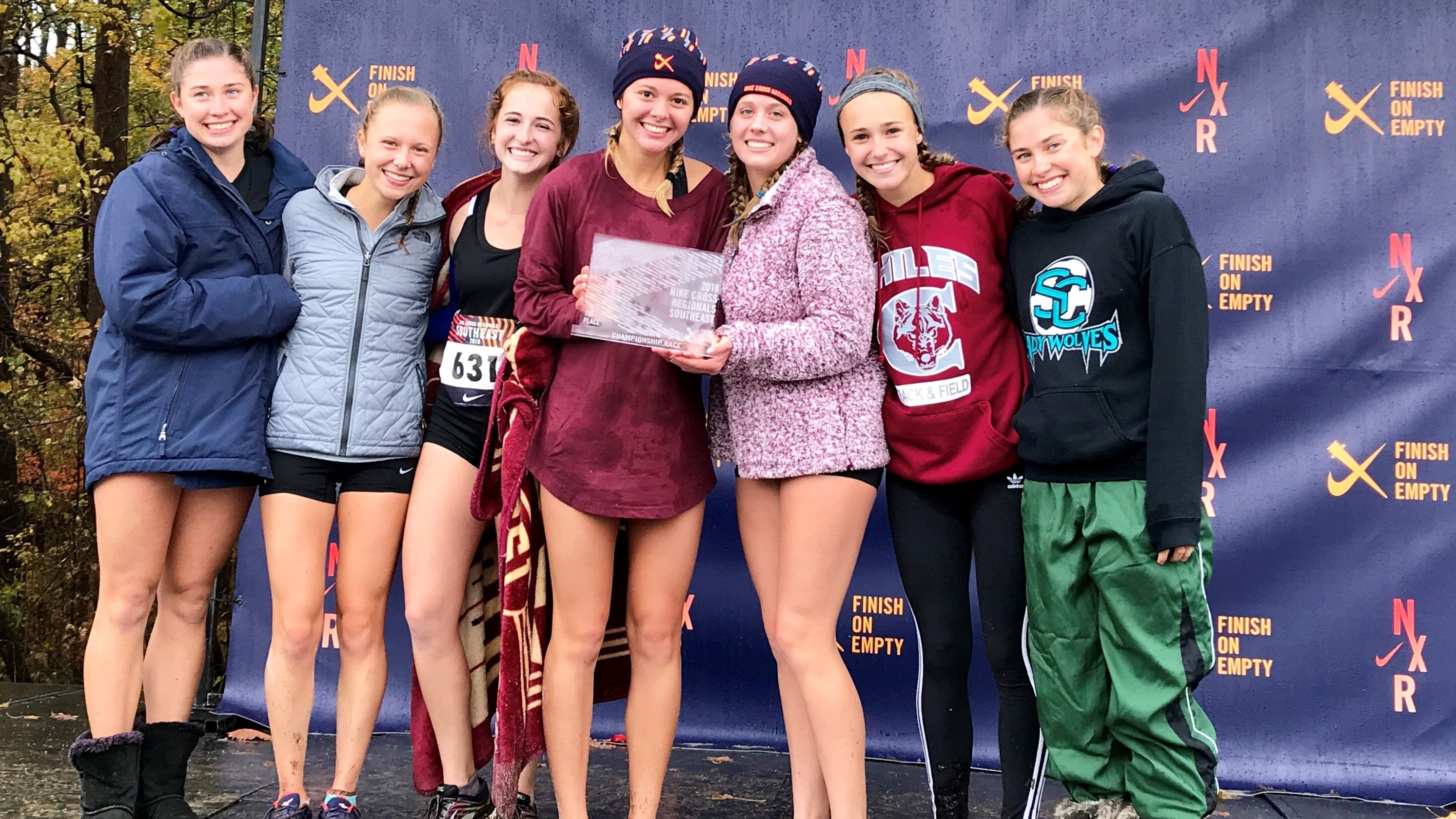 huge selection of cfeb8 a0af6 Off to Oregon: Chiles girls cross country wins Nike ...