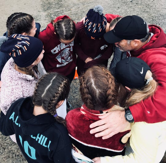 Chiles' girls cross country team continued its unbeaten since by winning a Nike Cross Regionals Southeast title on Saturday, Nov. 24, 2018, at Wake Med Soccer Park in Cary, N.C. The Timberwolves also captured their second straight Class 3A state title three weeks ago.