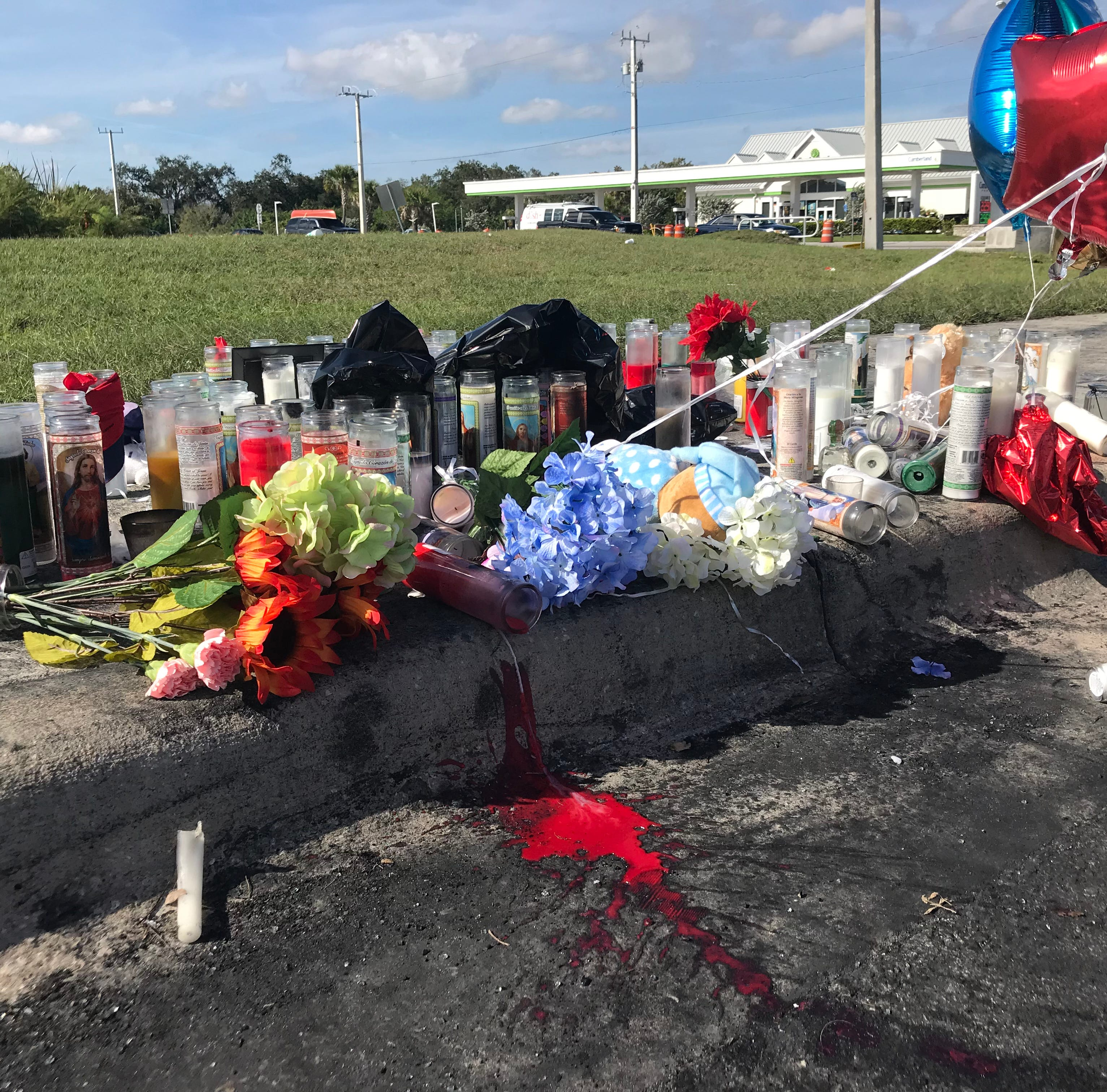 Firefighters get sheriff's escort because of threats after crash killing 5 in St. Lucie County