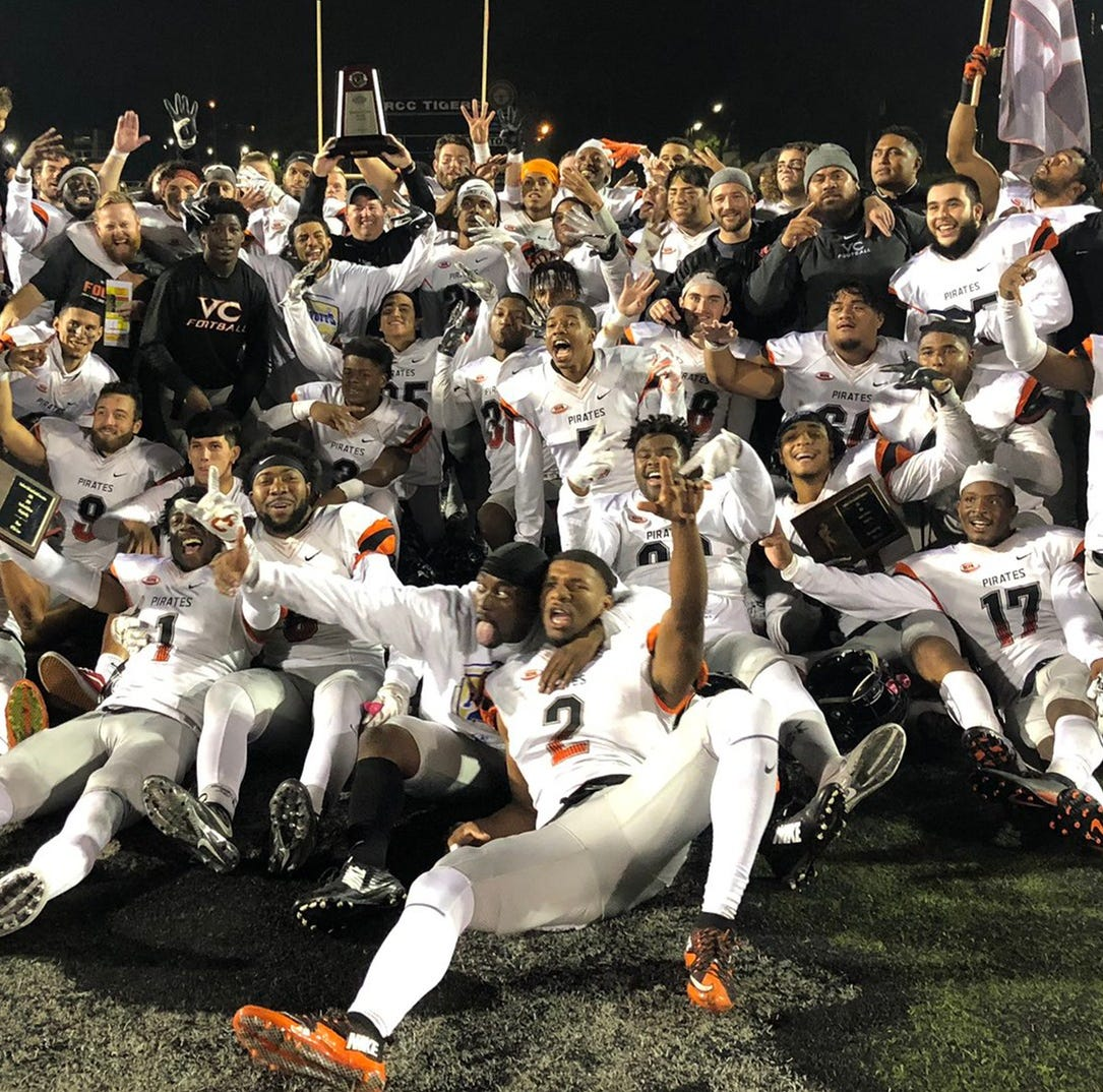 Ventura College football team will take a Division I detour on its way to state title game