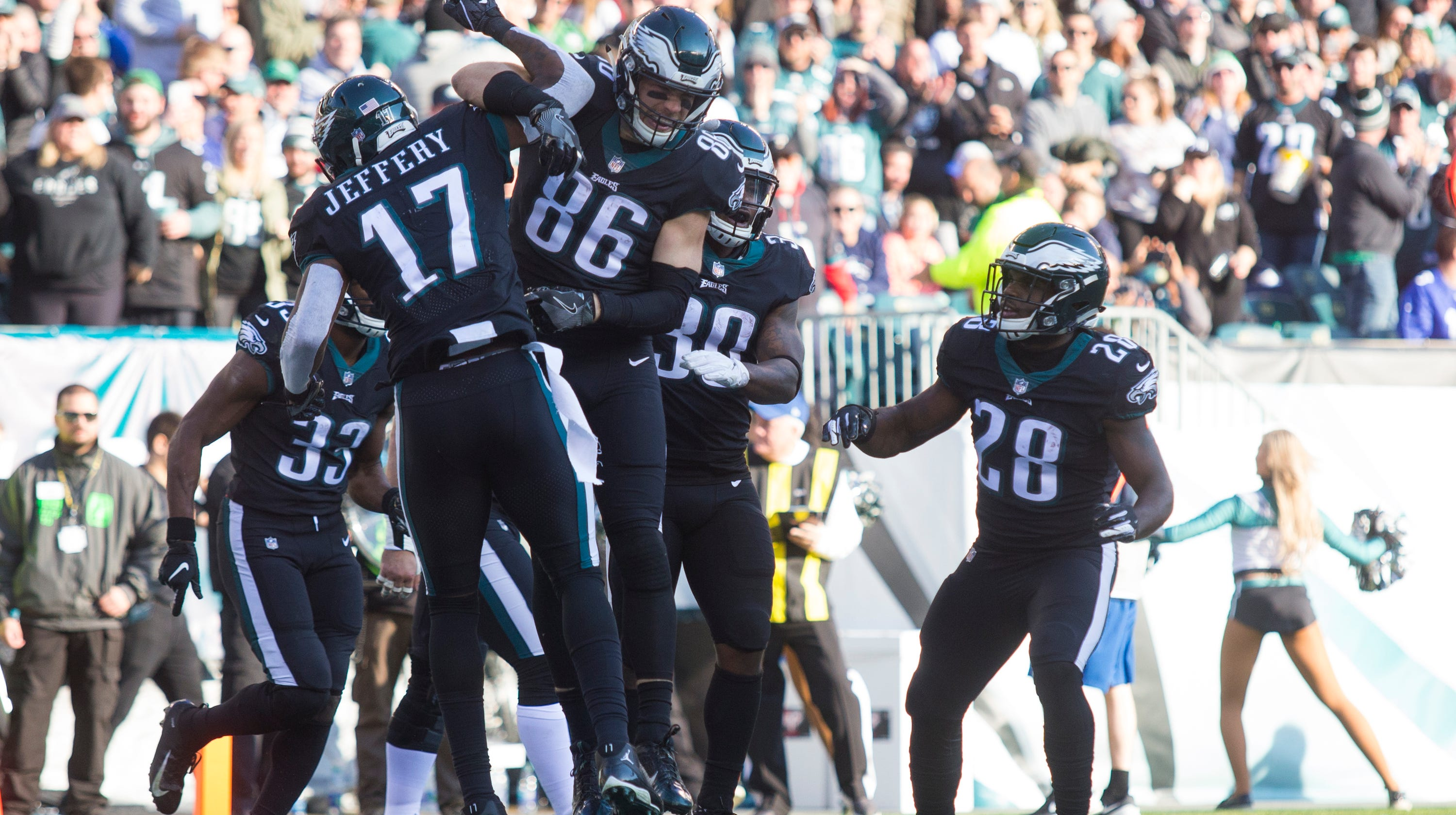 Sizing up Philadelphia Eagles  playoff chances after upcoming games vs.  Redskins 253ac0924