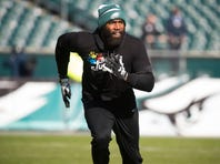 Here's why it's not all bad that Malcolm Jenkins, other Eagles are staying away from OTAs