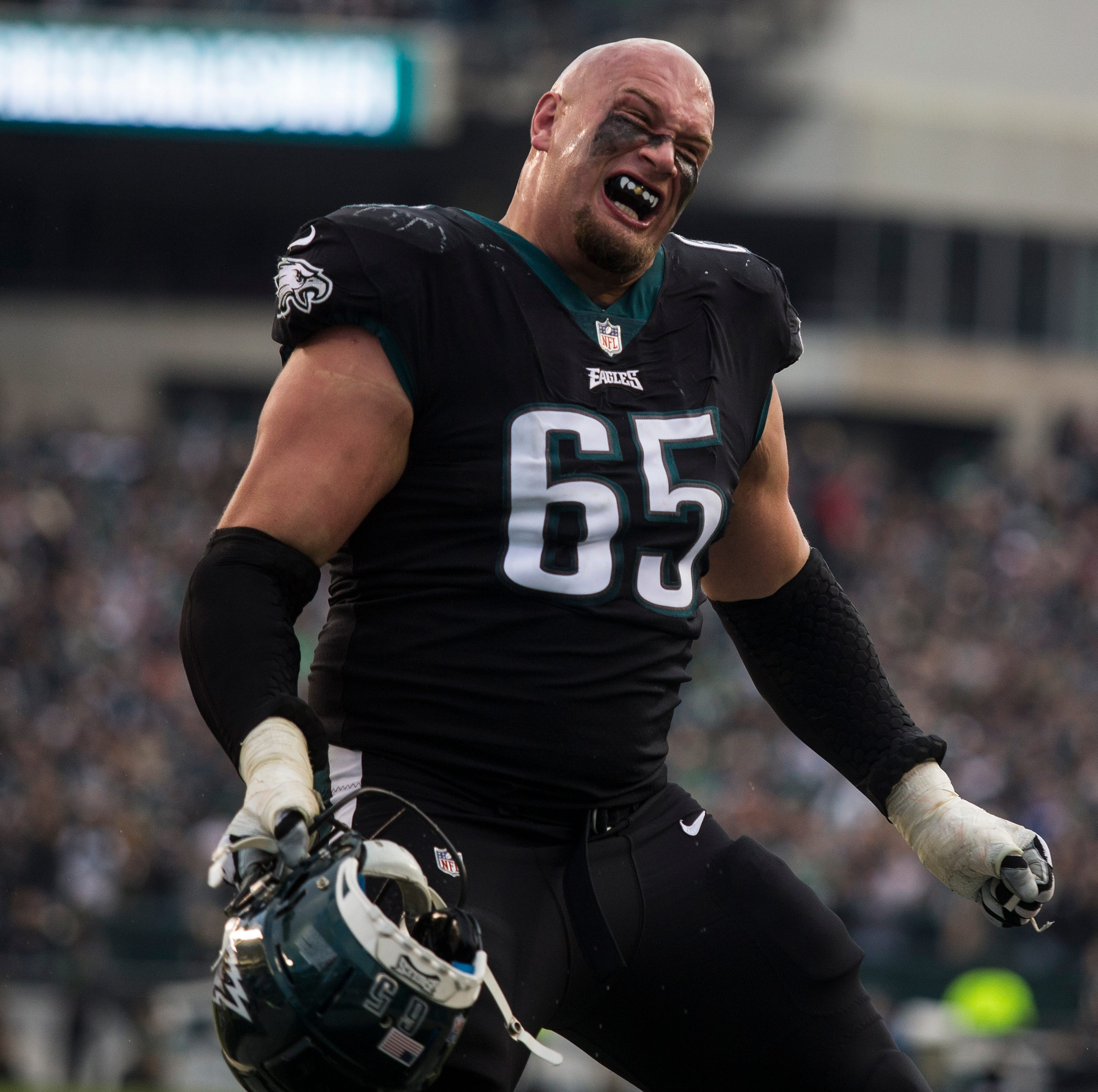 Even Lane Johnson's grandma knows Eagles-Cowboys rivalry means more this year