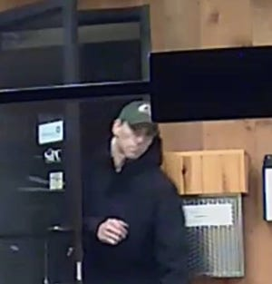 Wisconsin Rapids Police are asking for help identifying this man, who they believe burglarized three businesses.