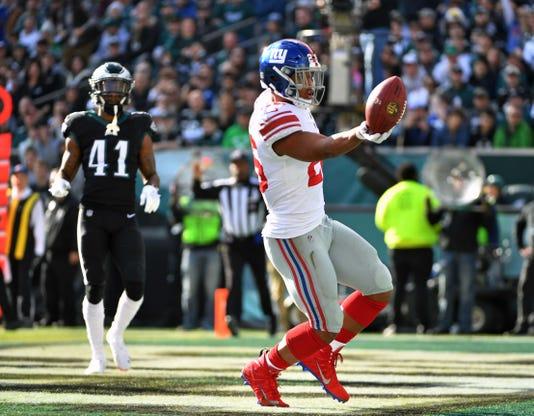Usp Nfl New York Giants At Philadelphia Eagles S Fbn Phi Nyg Usa Pa