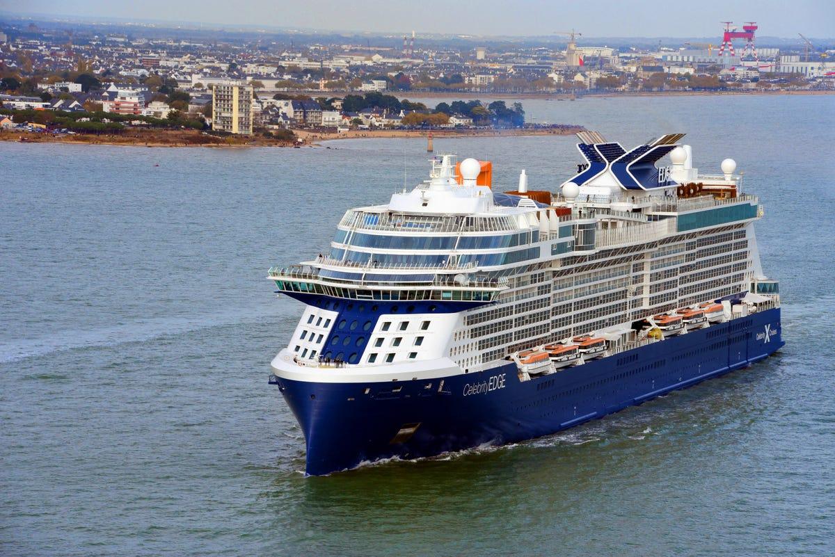 Celebrity Edge: Innovative new cruise ship designed to