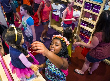American Girl has worked to diversify its collection in the last few years.