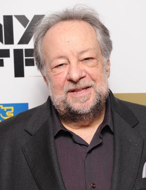 Actor and magician Ricky Jay, seen here in 2012, has died.