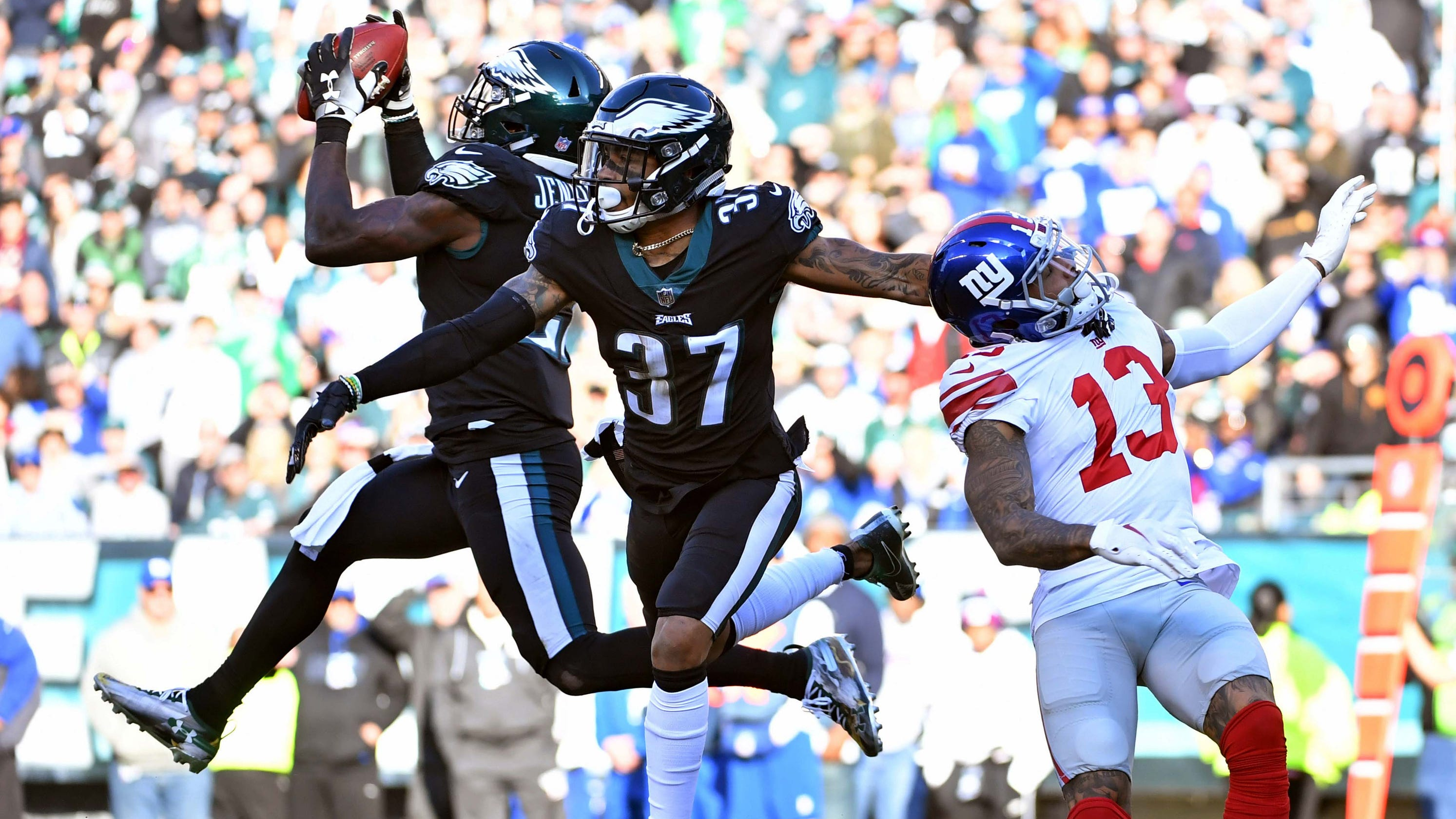 NY Giants only have themselves to blame for Sunday s loss to Eagles that  crushed the dream bd697a836