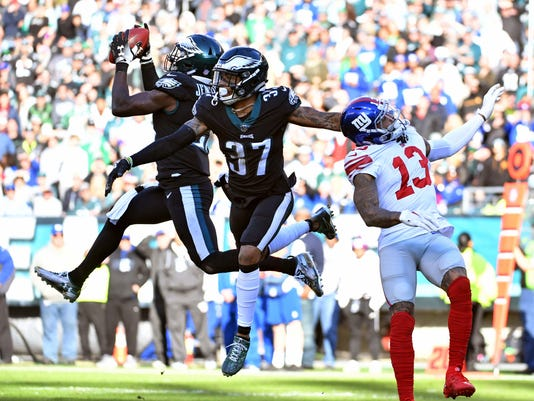 Usp Nfl New York Giants At Philadelphia Eagles S Fbn Phi Nyg Usa Pa