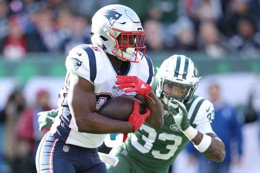 Nfl New England Patriots At New York Jets