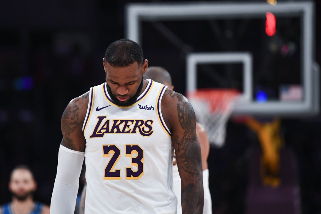 No longer underdogs, Lakers must learn to play like bullies when necessary
