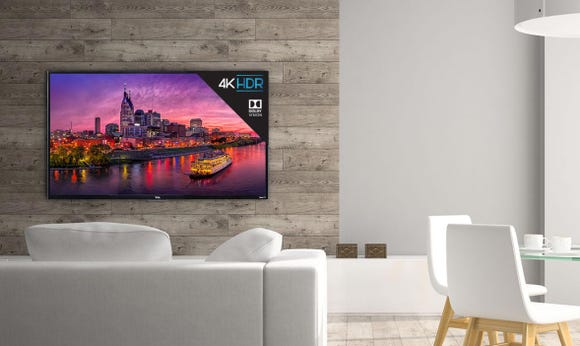 The TCL 6 Series is one of the best TV deals you can get on Black Friday and Cyber Monday