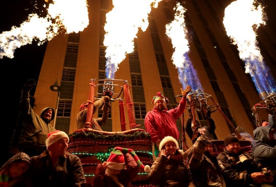 """""""That  Holiday Feeling!"""" is the theme for the 2019 Downtown Appleton Christmas Parade."""