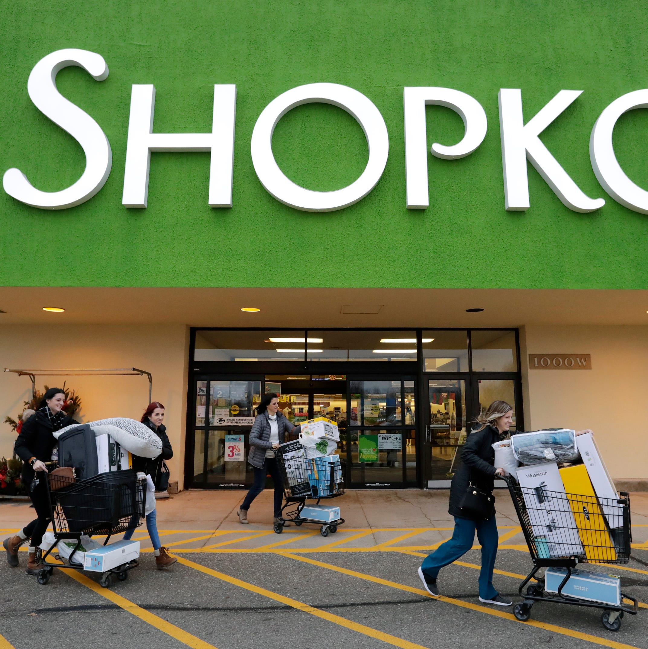 Green Bay-based retailer Shopko sells another chunk of its pharmacy business, this time to Hy-Vee