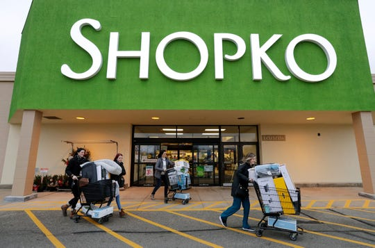 Readers ask about services and departments in Shopko stores that closed or are slated for closure.