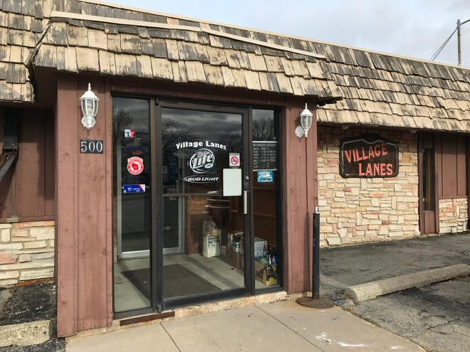Village Lanes has closed in Little Chute