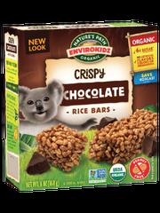 EnviroKidz Crispy Chocolate Rice Bars