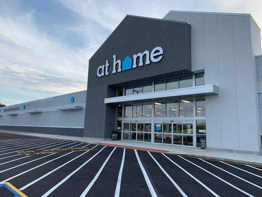 At Home Which Bills Itself As A Decor Superstore Has Opened Laurel Square Shopping Center On Route 70 In Brick Photo David P Willis