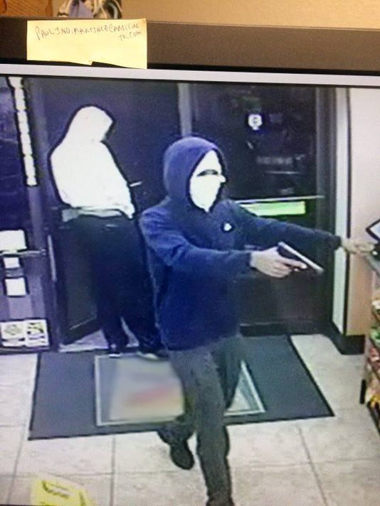 Robbery Suspect Pic 3