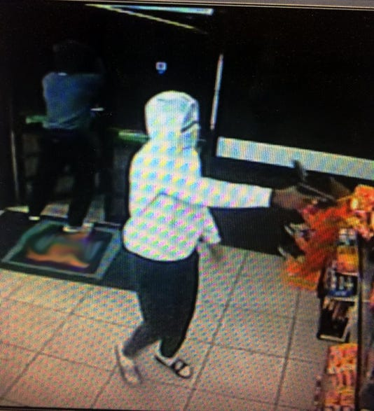 Robbery Suspect Pic 2