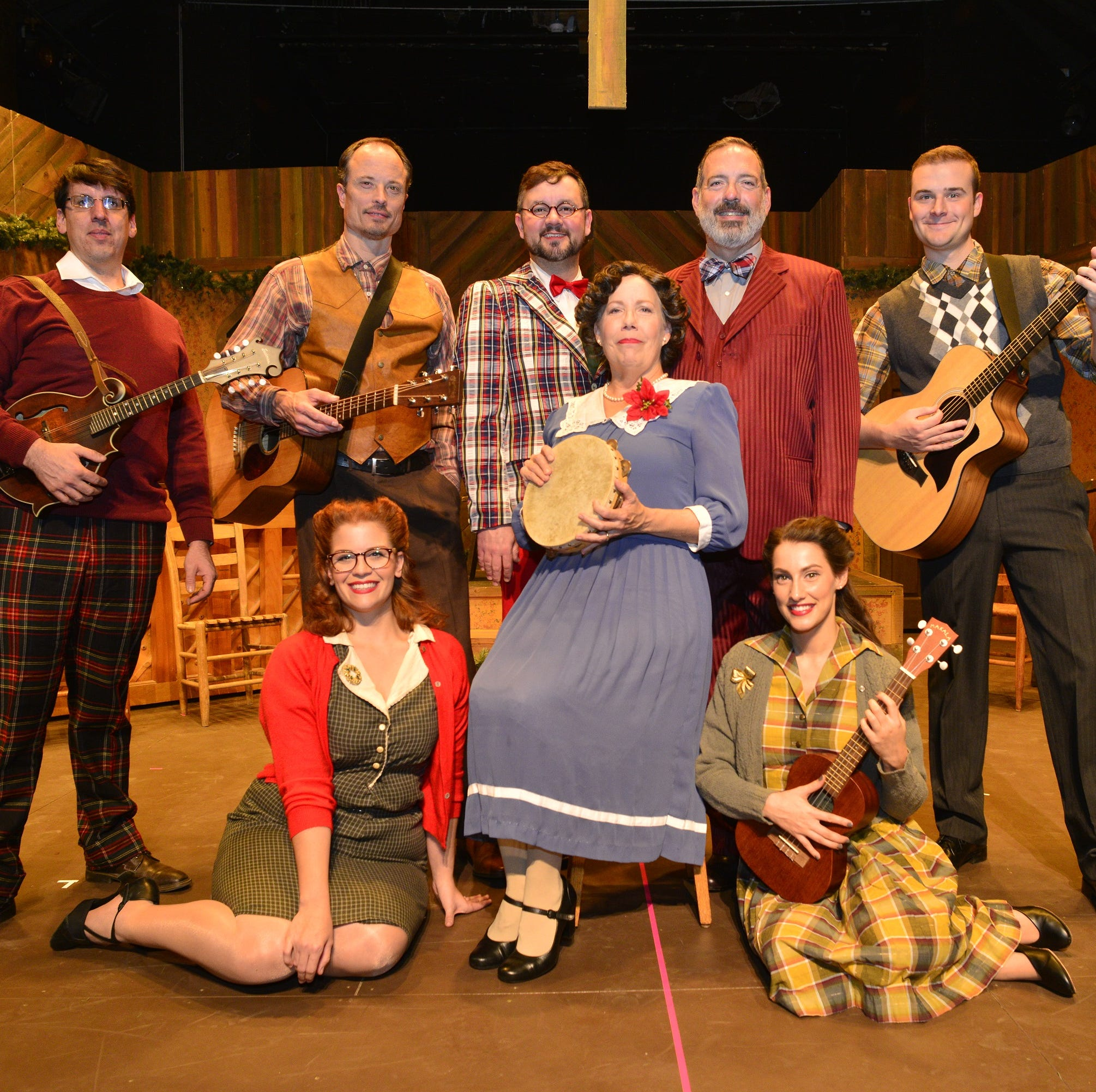 Mountain musical 'Sanders Family Christmas' returns to SART