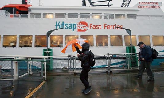 Kingston Fast Ferry Starts 06