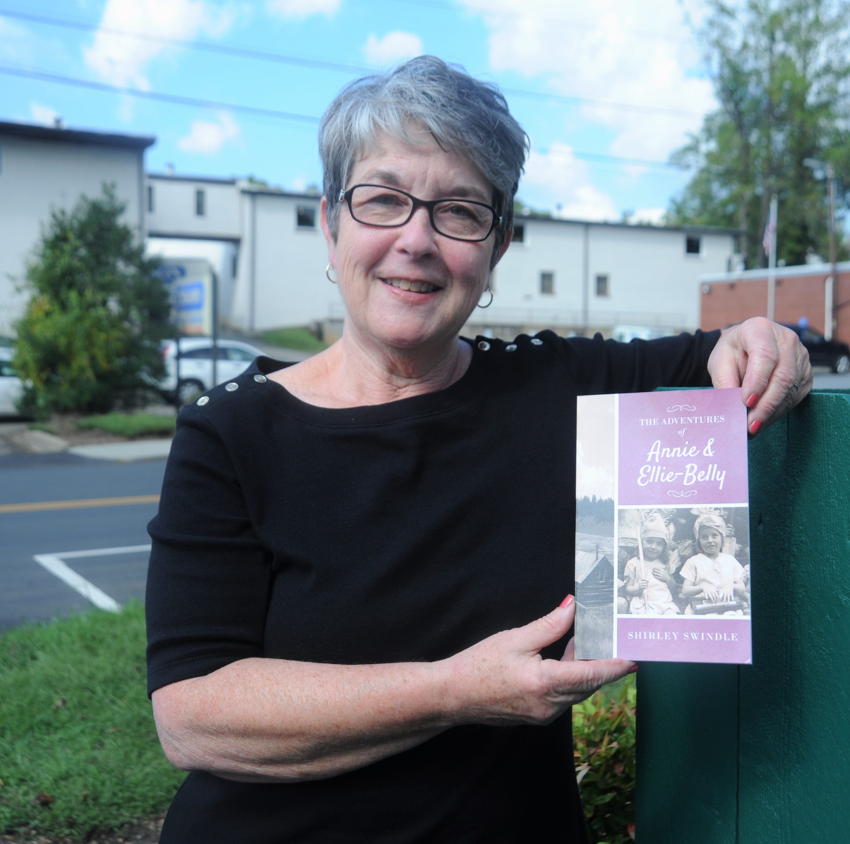 Local author recalls mom's stories in new book