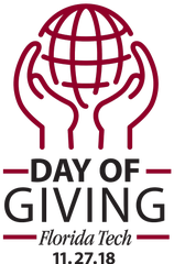 """Florida Tech is asking alumni to help with its """"Giving Tuesday"""" efforts."""