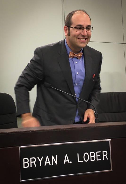 Bryan Lober Takes Seat