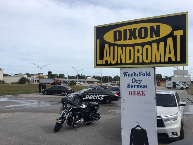 One person was taken to the hospital with a gunshot wound Nov. 26, 2018, and the shooter at Dixon Laundromat in Cocoa was cooperating with detectives.