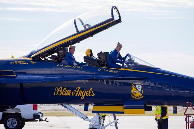 Los rugientes jets de la Exhibición Aérea Internacional de California llegarán a los cielos de Salinas en marzo de 2019.